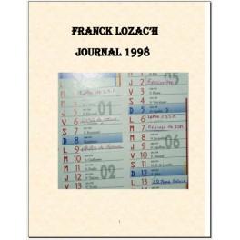 Journal 98 [Livre numérique]